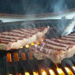 Классический стейк на гриле по рецепту XIX века (видео)