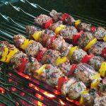 Шашлык из свинины на гриле (видео)