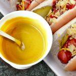 Горчичный соус для хот-догов (видео)